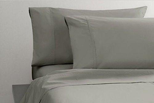dkny donna karan essentials city stripe 410 standard pillowcases pewter