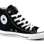 Converse Chuck Taylor Hi Top Black Shoes M9160 Mens