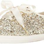 Kate Spade New York Women's Glitter Fashion Sneaker