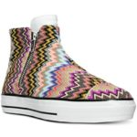 Converse Women's Chuck Taylor Missoni Hi Line Casual Sneakers from Finish Line