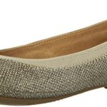 Bandolino Women's Edition Fabric Ballet Flat