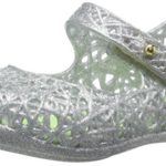 Mini Melissa Campana Zig Zag Ballet Flat (Toddler/Big Kid)