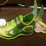 2017 Run Disney Disneyland RunDisney Tinkerbell Half Marathon Shoe Ornament
