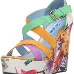 Studio Pollini Women's SA1663CE01 Platform Sandal