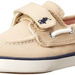 Polo Ralph Lauren Kids Sander EZ Canvas Fashion Boat Shoe (Toddler/Little Kid)