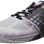 Reebok Men's R Crossfit Nano 5.0 Training Shoe, Flat Grey/Black, 7.5 M US