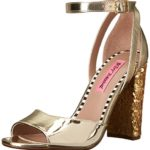 Betsey Johnson Women's Brandy Dress Sandal