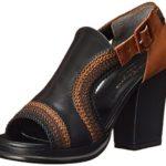 Robert Clergerie Women's Angle platform Sandal