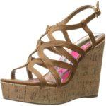 Madden Girl Women's Elmaa Wedge Sandal