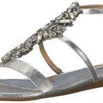 Badgley Mischka Women's Barstow Flat Sandal