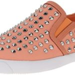 Just Cavalli Women's Studded Slip On Fashion Sneaker