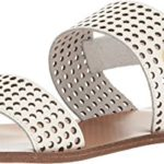 LOVE Moschino Womens Perforated Sandal