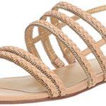 Stuart Weitzman Women's Linedrive Flat Sandal