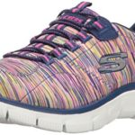 Skechers Women's Sport Empire – Rock Around Relaxed Fit Fashion Sneaker