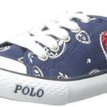 Polo Ralph Lauren Kids Carlisle III Fashion Sneaker (Little Kid/Big Kid)