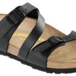 Birkenstock Women's Salina 3-Strap Cork Footbed Sandal