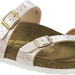 Birkenstock Women's Mayari Adjustable Toe Loop Cork Footbed Sandal