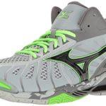 Mizuno Men's Wave Tornado X Mid Volleyball-Shoes