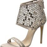 Casadei Women's Sparkle Ankle Dress Sandal