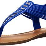 Madden Girl Women's TRIIXIE Flat Sandal