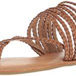 Madden Girl Women's Saalsa Flat Sandal