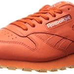 Reebok Men's CL Lthr Gum CU Fashion Sneaker