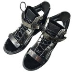 Giuseppe Zanotti Metal Fashion Men Sneakers