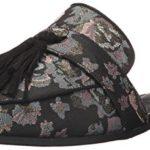 Kenneth Cole REACTION Women's Rain Down Flat Tassel Detail Fabric Mule