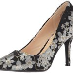 Nine West Women's FIFTH9 X 9 Fabric Pump