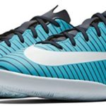 Nike Kids' Jr. MercurialX Vapor XI IC Indoor Soccer Shoe (Gamma Blue)